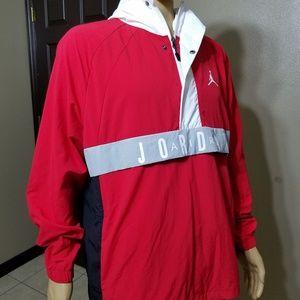 Nike Air Jordan Wings Anorak Hoddie Jacket Mens